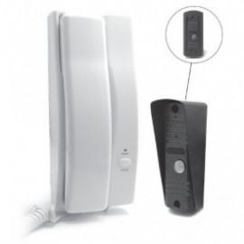 Interphone audio 2 fils HAUT DE GAMME Avidsen