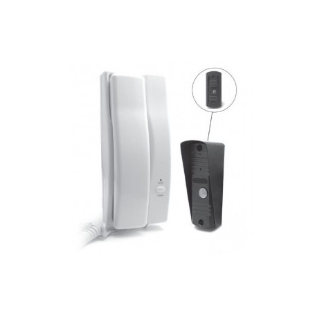interphone audio sans fil somfy amazing portier vido couleur sans fil m with interphone audio. Black Bedroom Furniture Sets. Home Design Ideas
