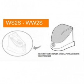 Mhouse WS2S WW2S Bloc moteur complet