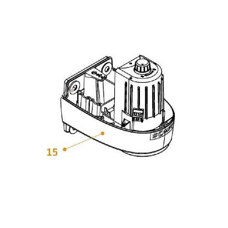 somfy moteur de remplacement pour sga 5000 6000 4100 axovia 220a 220a ns. Black Bedroom Furniture Sets. Home Design Ideas