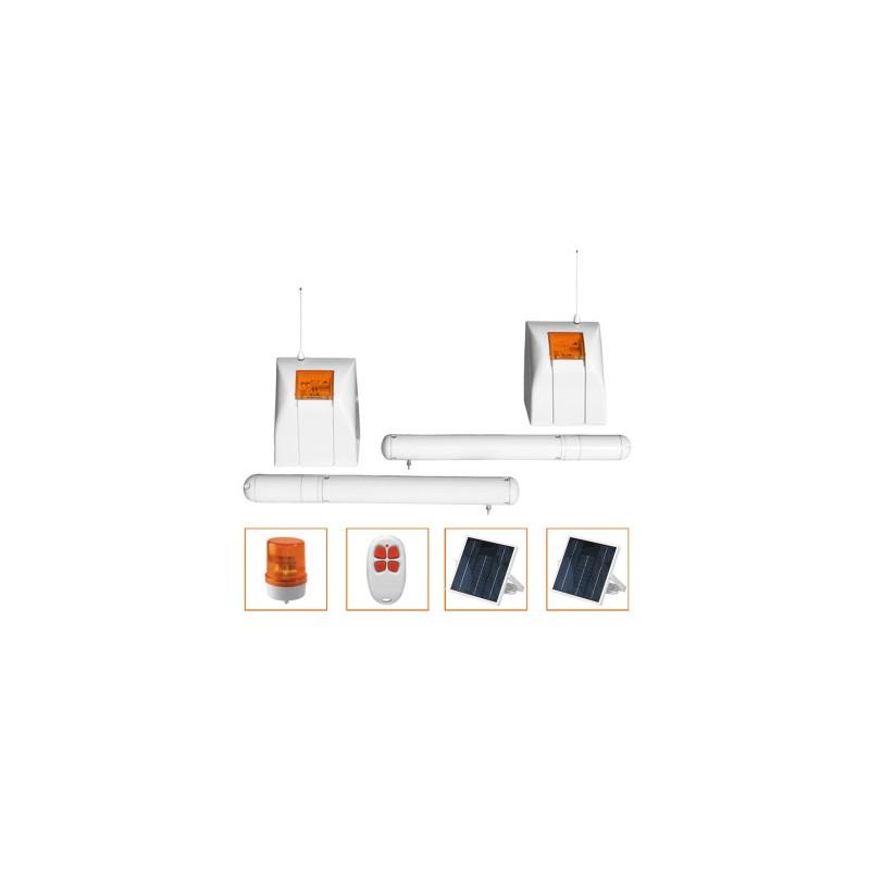 motorisation portail solaire sans fil psf 80 avidsen 104310. Black Bedroom Furniture Sets. Home Design Ideas