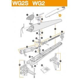 Mhouse Wg2 Wg2s Ensemble vis sans fins