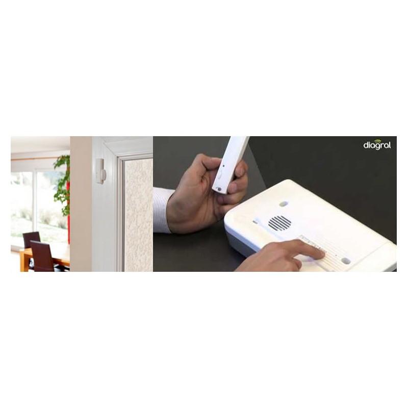 diagral d tecteur d 39 ouverture diag30apk. Black Bedroom Furniture Sets. Home Design Ideas