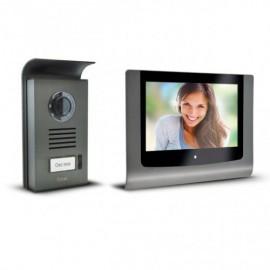 Interphone vidéo 2 fils EXTEL - LEVO