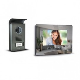 Extel 720278 Lesli Visiophone couleur sans fil