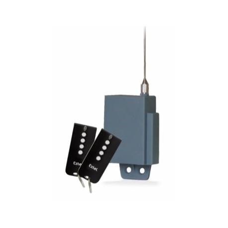 EXTEL TRANSMY Kit radio universel + 2 télécommandes