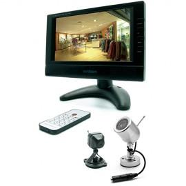 AVIDSEN Kit de Vidéosurveillance Sans Fil