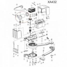 Moovo Xa432 moteur seul