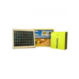 Moovo kit solaire pour Motorisations Moovo KSM