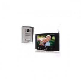 Extel Weva portier vidéo couleur visiophone sans fils