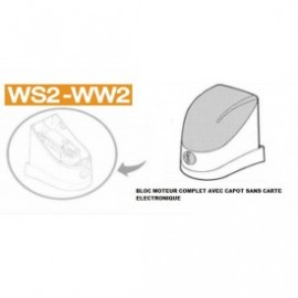 Mhouse WS2 WW2 Bloc moteur complet