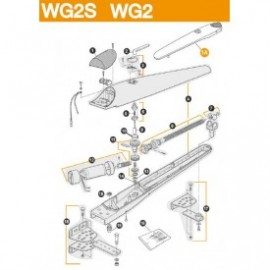 Mhouse Wg20 Wg20s Ensemble vis sans fins