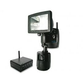 Spot Halogène de video surveillance sans fil 123044