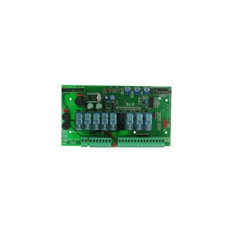 modèle ZA3 Carte CAME