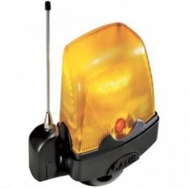 Came - Gyrophare pour portail led-coloris orange - Tension.230 V -