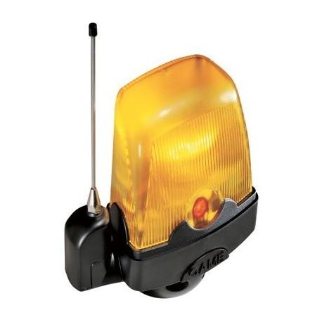 Came 230 Led Coloris V Portail Tension Gyrophare Orange Pour xoeEQBdrCW